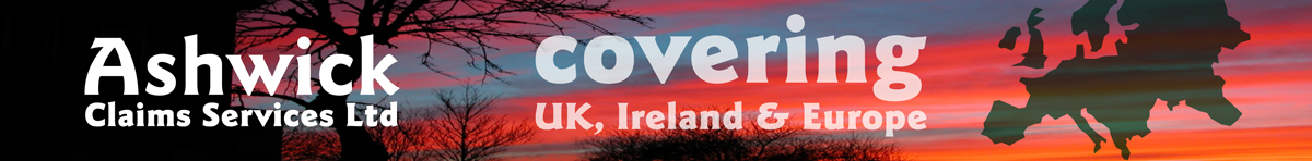 Ashwick - covering UK, Ireland and Europe